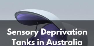 Sensory Deprivation Tanks in Australia