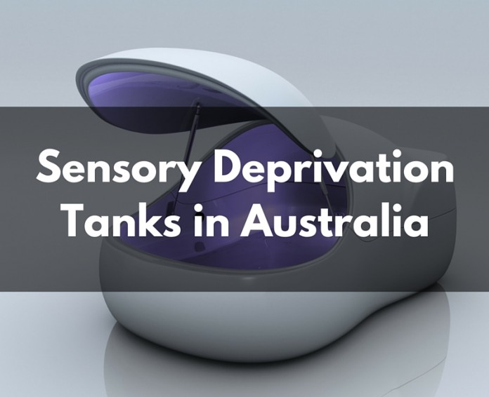 Sensory Deprivation Tanks in Australia