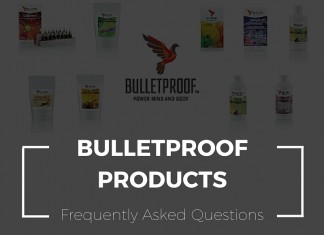 Bulletproof Products FAQ