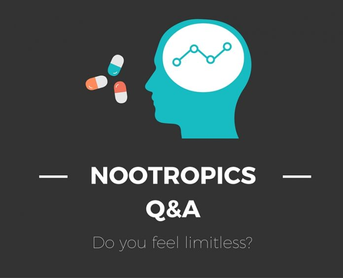 Nootropics Interview: Do you feel limitless?