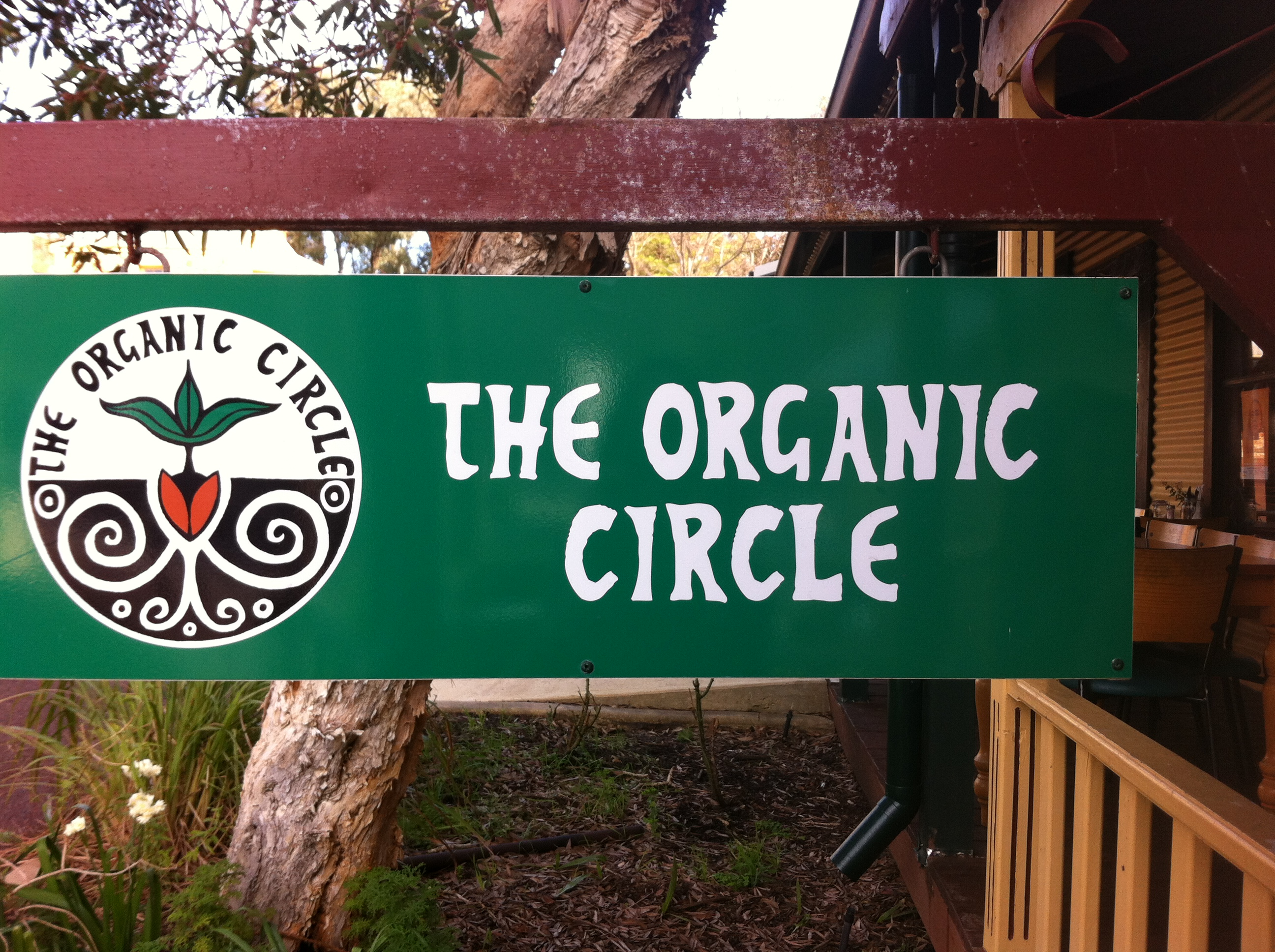 The Organic Circle's Bulletproof Coffee in Perth