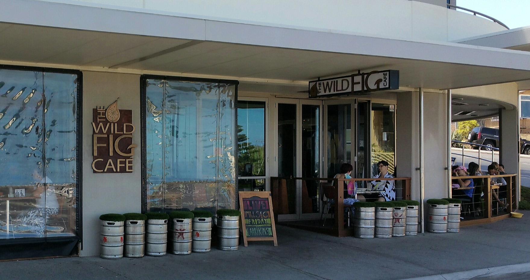 Wild Fig Cafe's Bulletproof Coffee in Perth