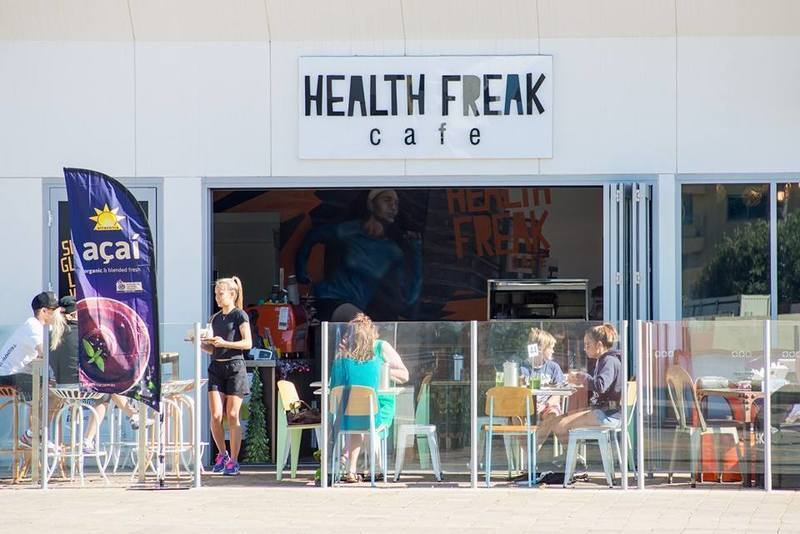 Health Freak Cafe's Bulletproof Coffee in Perth