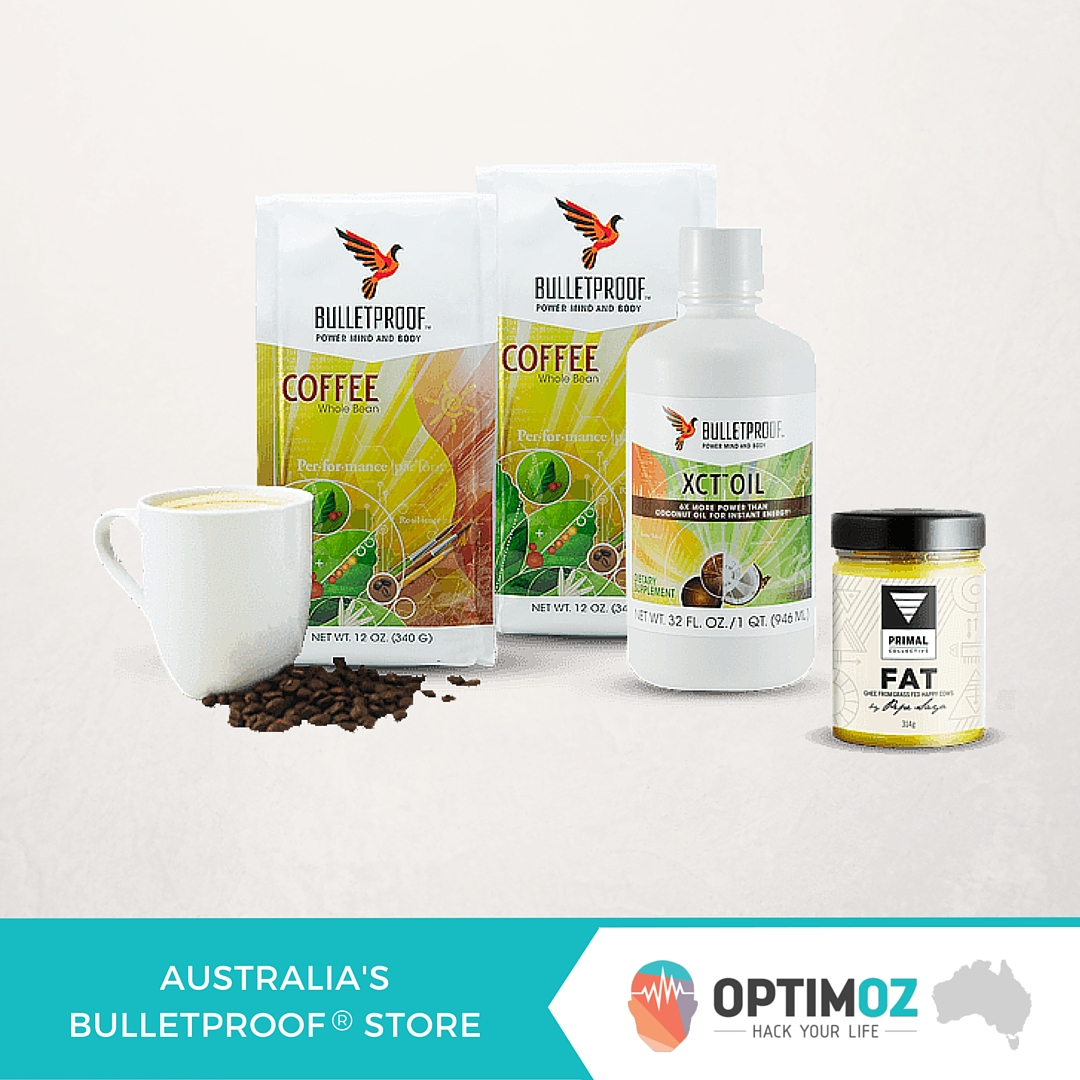 Buy Bulletproof Coffee from Brisbane