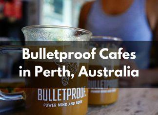 Bulletproof Coffee Cafes in Perth, Australia