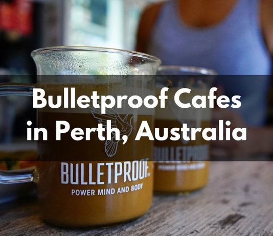 Bulletproof Coffee Cafes in Perth, Australia