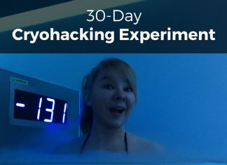 30-Day Cryotherapy Experiment in Australia