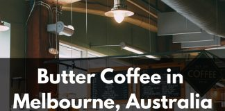 Bulletproof Coffee Cafes in Melbourne, Australia