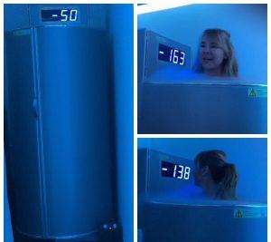 Cryosauna cryotherapy marta taylor biohacking living limitlessly