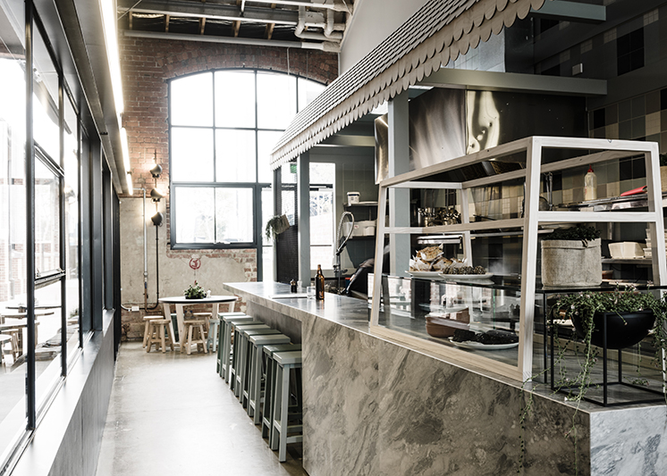 Bulletproof Coffee Cafe in Melbourne