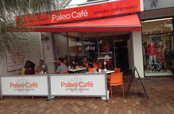 Bulletproof Coffee in Adelaide at Paleo Cafe