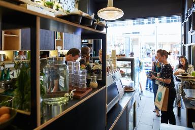 Bulletproof Coffee Cafe in Melbourne