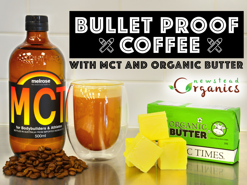 Bulletproof Coffee Shop in Brisbane