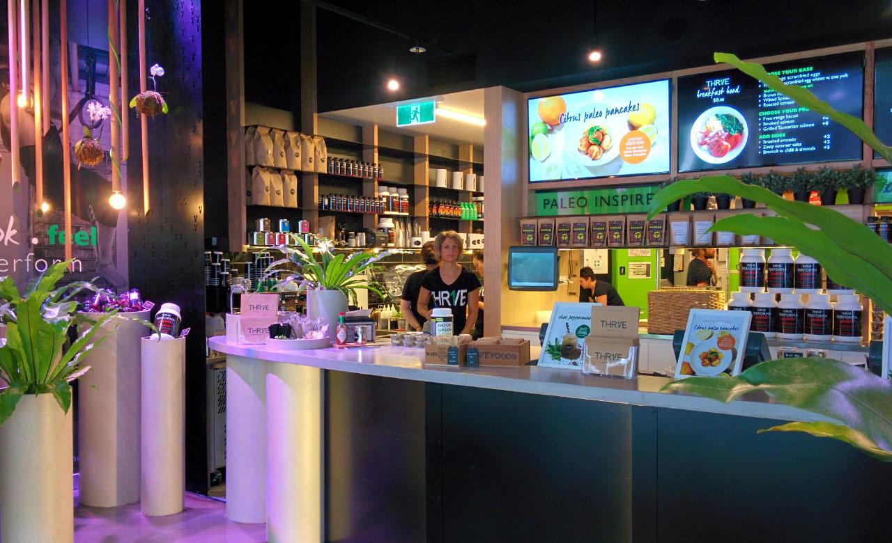 Bulletproof Coffee Shop in Brisbane