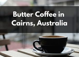 Butter Coffee in Cairns