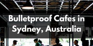 Bulletproof Coffee Cafes Sydney Australia