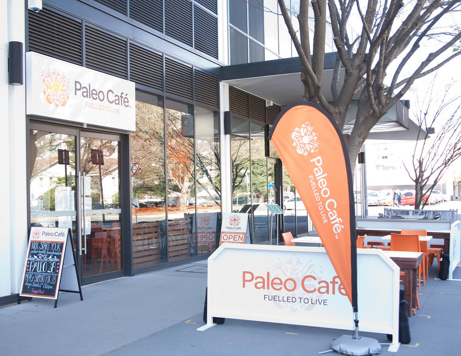 Bulletproof Coffee Shop in Canberra