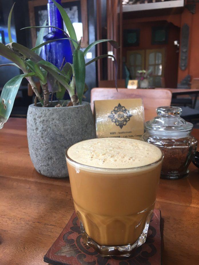 Exploring Bulletproof Coffee Shops in Bali