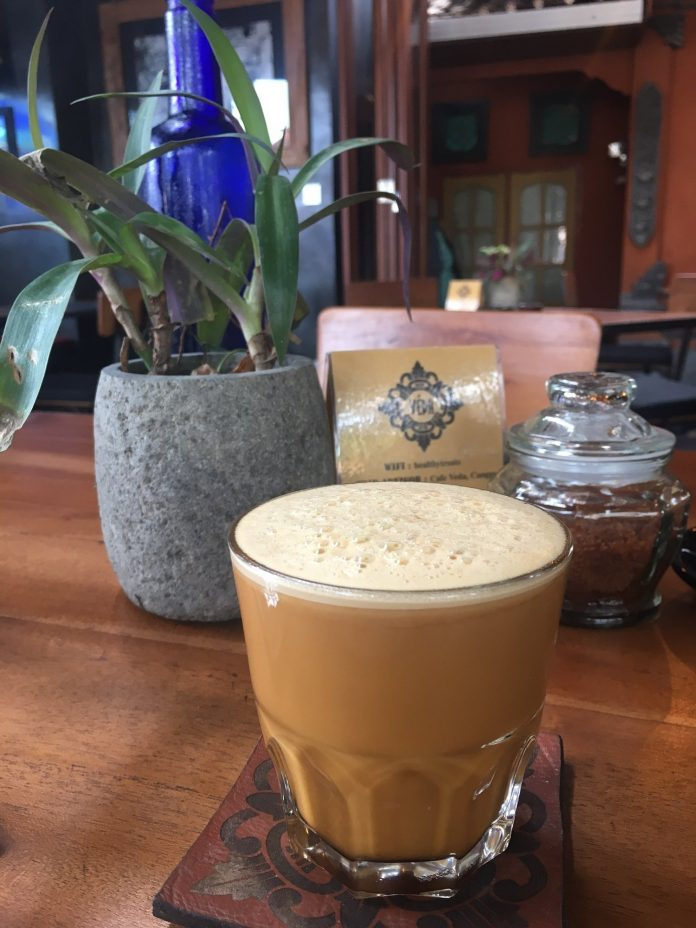 Exploring Bulletproof Coffee Shops in Bali