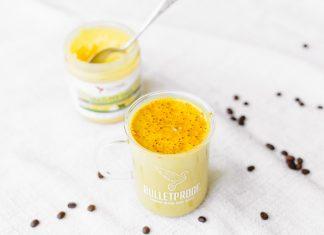 Turmeric Vanilla Bulletproof Coffee Australian Recipe
