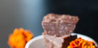 Brazil Chocolate Keto Slices Recipe